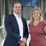 Willeke van Roon-Mom en Ronald Buijsen