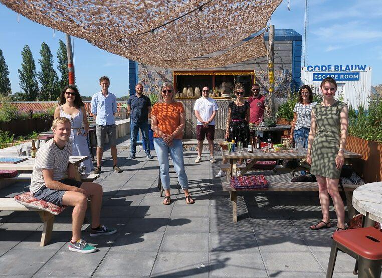NeuroD Lab Leiden groepsfoto